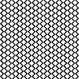 black and white seamless pattern of diamonds