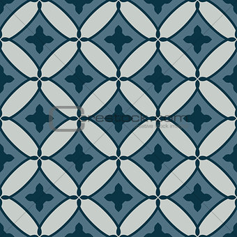 Art abstract floor geometric seamless pattern