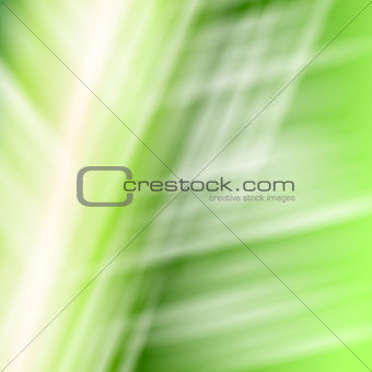Abstract white green background