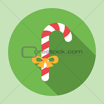 Christmas Candy Icon