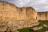 Old Byzantine Fortress Walls, Greece