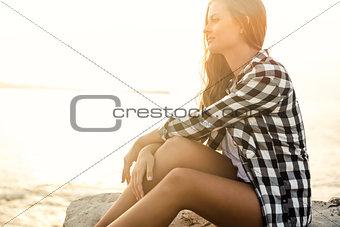Relax girl