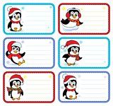 Christmas name tags collection 3
