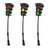 Elegant traffic lighting equipment