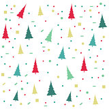 Winter, Merry christmas, seamless pattern