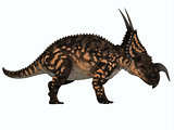 Einiosaurus Side Profile
