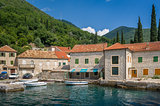 Old Montenegrian fisherman's village