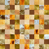 Seamless background with stucco patterns