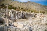 Sagalassos in Turkey