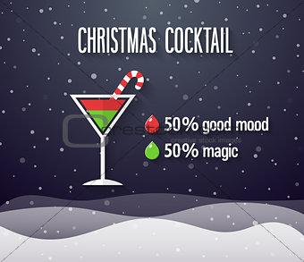 Christmas Cocktail.