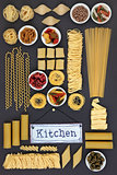 Dried Pasta Sampler