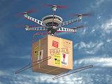 Delivery Via Drone