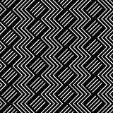 Seamless geometric zigzag pattern.