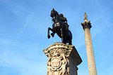 Trafalgar Square statue