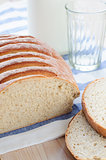 Wheat and Rye Bread with Oats