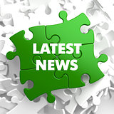 Latest News on Green Puzzle.
