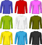Man long sleeved t-shirt