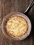 rustic swiss potato rosti