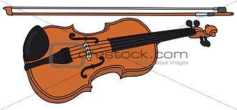 Classic violin