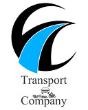 transportation company logo