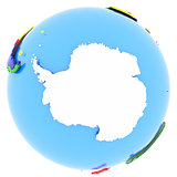 Antarctic on Earth