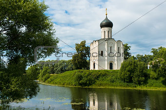 Church of the Intercession on the Nerl (founded 1165)