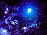 Universe Background