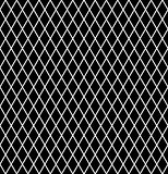 Diamonds pattern. Seamless latticed texture.