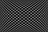 Diamonds pattern. 3D geometric latticed texture.