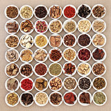 Traditional Chinese Medicine Selection