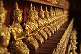 Thai statue anglea roll