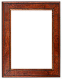 Wooden Frame Cutout