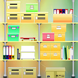 Archives of small companies
