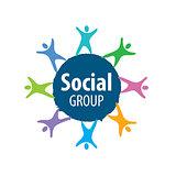 Social Group logo