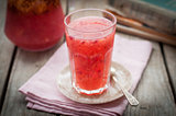 Red Currant and Orange Fool