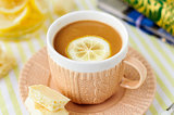 Lemon and White Chocolate Coffee