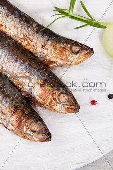 Culinary seafood eating