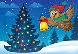 Christmas owl theme image 5