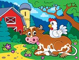 Cow theme image 4