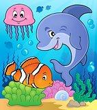 Ocean fauna topic image 2