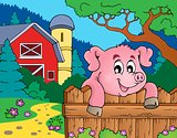 Pig theme image 6