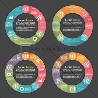 Circle Diagram Templates