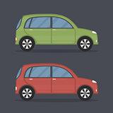 Flat Cars