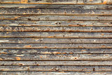 Weathered wood background with grunge elements
