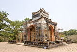 The Pavilion of Imperial Tomb of Tu Duc