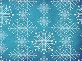 Vintage snowflakes