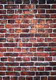Brick wall background. Free space for your ideas