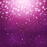 Star Shiny Sky Vector Illustration Background
