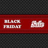 Black Friday sale abstract vector background