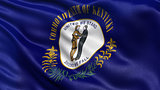 US state flag of Kentucky